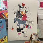Ladybird Print