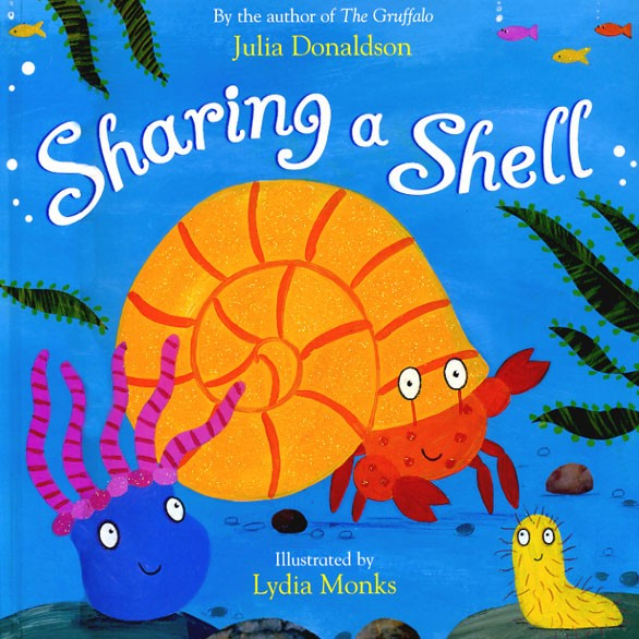 Book Cover Pictures S : Sharing a shell lydia monks