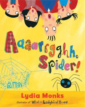 Aaarrggh Spider!